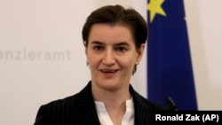 Ana Brnabic is Serbia's first woman prime minister and openly gay leader.