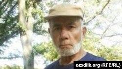 AQShda istiqomat qilayotgan taniqli o'zbek rassomi Omon Aziz