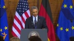 Обама: Путин се обидува да го поткопа европското единство