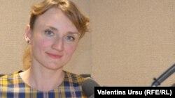 Natalia Timuș