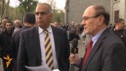 Interview: Armenian Opposition Leader Raffi Hovannisian