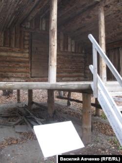 Летнее жилище нивхов. Южно-Сахалинский краеведческий музей
