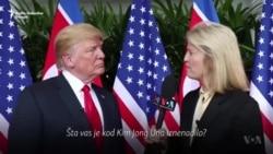 Trump: Kim zaista želi dogovor