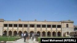 مبنى السراي القديم في السليمانية بعد تأهيله