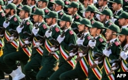 The Quds Force is part of Iran's Islamic Revolutionary Guards Corps.