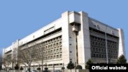 Milli Təhlükəsizlik Nazirliyinin binası təmirdən əvvəl