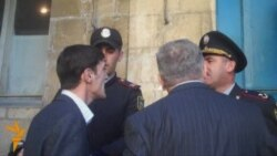 Observer Expelled From Baku Polls