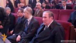 Тер-Петросян: «Победил Раффи Ованнисян»
