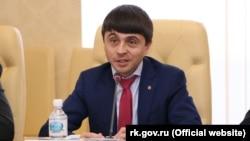 Віце-прем'єр Криму, підконтрольний Росії, Руслан Бальбек