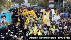 პროსამთავრობო დემონსტრაცია ირანში