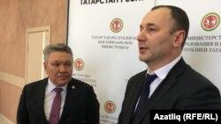Рафис Борһанов һәм Анзор Мурзаев