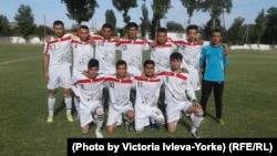 "Tajikistan, tajik FC ""Panjsher"",25May2015"