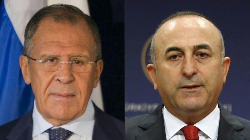 Ռուսաստանի և Թուրքիայի արտգործնախարարները քննարկել են Սիրիայի հարցը