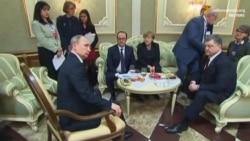 У Мінську проходять переговори в «нормандському форматі»
