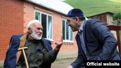 Аппаз Илиев и Юнус-бек Евкуров