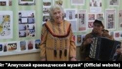 Вера Тимошенко