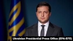 ولودیمیر زلینسکی، رئیسجمهوری اوکراین