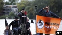 Članovi Njemačke piratske partije, 2009.