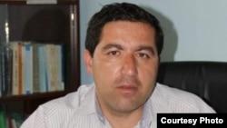 Таджикский адвокат и правозащитник Бузургмехр Ёров.