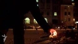 В Петербурге почтили память погибших в Киеве