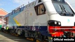 Франциялық Alstom компаниясының Қазақстан үшін дайындаған электровоздары. (Сурет компанияның сайтынан алынды)