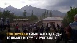 """Кыргызстан   Жаңылыктар (18.03.2021) """"Бүгүн Азаттыкта"""""""