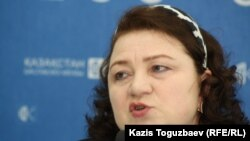 "Фатима Хампиева, директор компании ""Алтын дала""."
