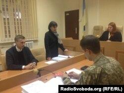 Судове засідання у справі щодо перешкоджання співробітниками Служби безпеки України журналістській діяльності знімальної групи «Схем»