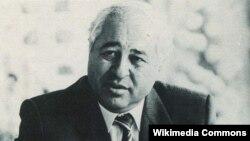 Инамжон Усманходжаев в бытность первым секретарем Центрального комитета Коммунистической партии Узбекистана.