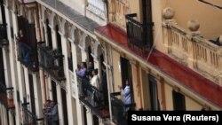 Коронавірус в Іспанії: ситуація в країні у фоторепортажі