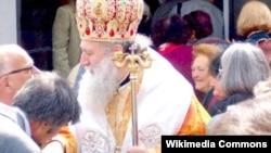 Митрополитот русенски Неофит, нов поглавар на Бугарската православна црква.