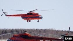 Как выясняется, даже такая машина, как Ми-8 может иной раз бесследно исчезнуть