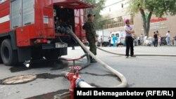 Противопожарная техника. Иллюстративное фото.