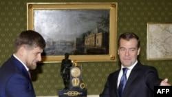 Будет ли президент Медведев делать ставку на Кадырова, как это делал Путин?