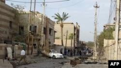 Pas sulmit në Bagdad...