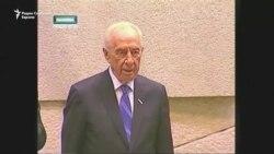 Почина Шимон Перес, мировник со цврсти принципи