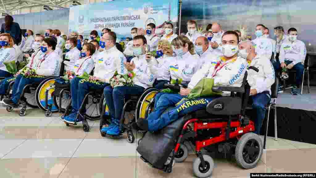 Паралимпийские игры-2020, которые из-за пандемии COVID-19 были перенесены с прошлого года, продолжались в Токио с 24 августа по 5 сентября. Участие в соревнованиях приняли более 4000 спортсменов-паралимпийцев