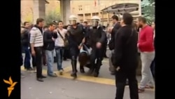 Протесты студентов в Турции