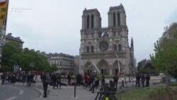 Notre Dame dan nakon požara