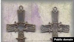 Армянские серебряные кресты