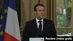 Ֆրանսիայի նախագահ Էմանյուել Մակրոնը, արխիվ