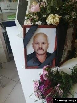 Александр Яшков работал на скорой помощи водителем