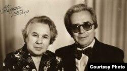 Зәйнәп Хәйруллина һәм аның иптәше Җәүдәт Айдаров