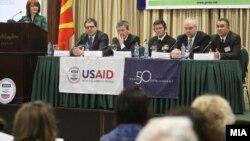 Проект на УСАИД за меѓуетничка интеграција во образованието, Скопје, Македонија