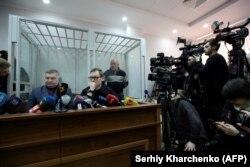 Суд у справі Володимира Рубана, Київ, 9 березня 2018 року