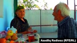 Kamran Fərzəliyev və həyat yoldaşı