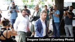 """Aleksić je u više navrata ukazivao da je Koluvija """"veoma blizak i dobro poznat vrhu vlasti"""" i predsedniku Srbije"""