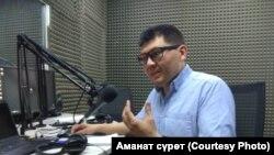 Руслан Жалилов.