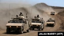 Izraelske snage na Golanskoj visoravni, fotoarhiv