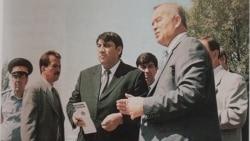Зокиржон Алматов янги лавозимини миннатдорчилик билан қабул қилди
